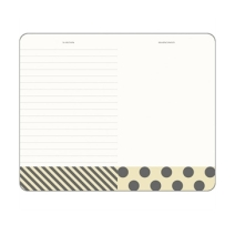 Dots and Stripe Mousepad